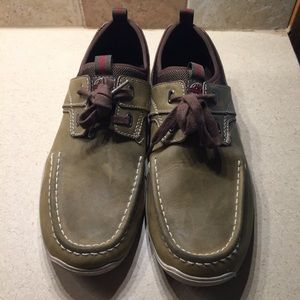 Margaritaville boat shoe